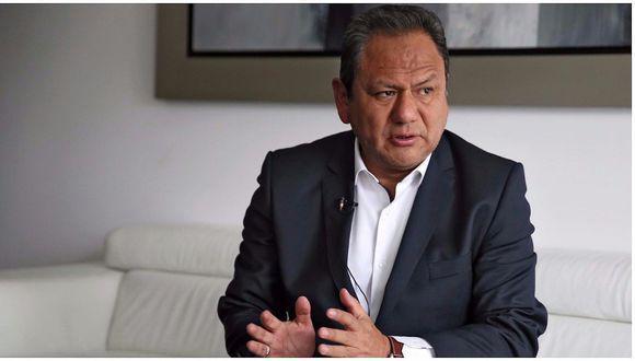 Mariano González Fernández ocupa el número 3 en la lista al Congreso del partido Victoria Nacional por Lima y desde el 2016 es Parlamentario Andino. (Foto: GEC)