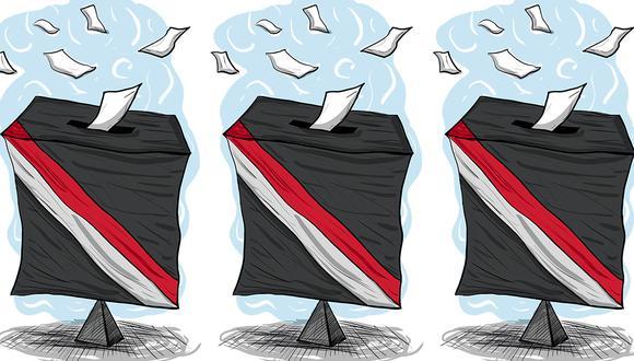 """""""Quien resulte presidente tendrá debilidades habituales y nuevas"""", escribe Vergara (Ilustración: El Comercio)"""