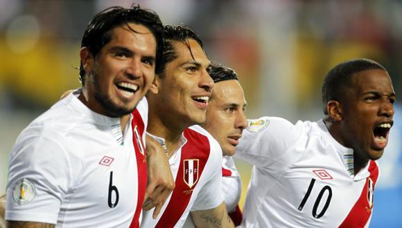 Perú jugará en Europa sin Pizarro, Vargas ni Guerrero