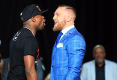 """McGregor y el irónico mensaje de cumpleaños a Mayweather: """"Te extrañamos en el Forbes"""""""