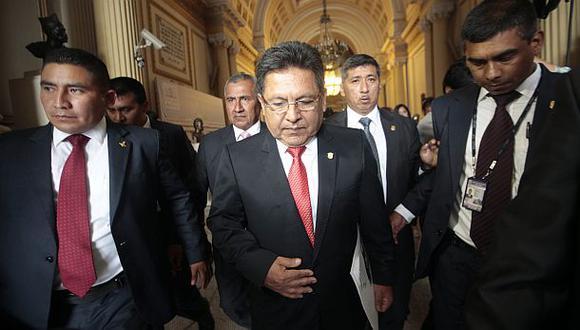 """""""Debe investigarse nexo de Carlos Ramos Heredia con Orellana"""""""