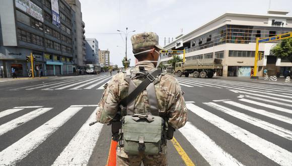 Vizcarra anunció que el estado de emergencia y aislamiento social obligatorio se prolongará. (Foto: Diana Marcelo/GEC)