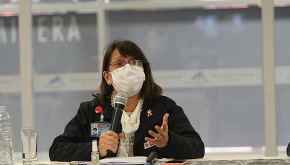 Pilar Mazzetti se pronunció sobre el reinicio de los vuelos internacionales en el país.