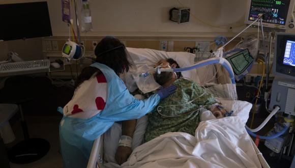 Coronavirus en Estados Unidos | Últimas noticias | Último minuto: reporte de infectados y muertos hoy, jueves 04 de marzo del 2021 | Covid-19. (Foto: AP/Jae C. Hong).