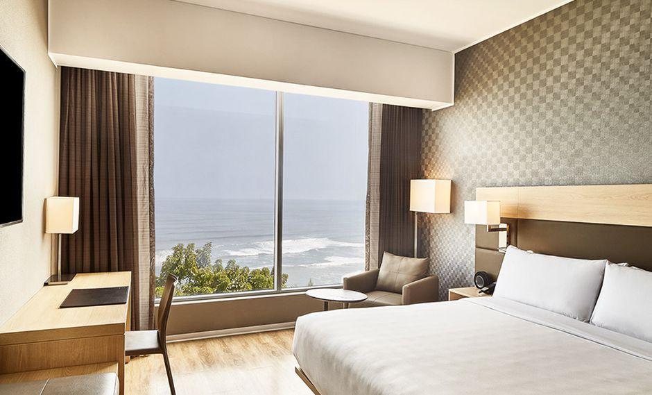 Los hoteles Westin Lima Hotel & Convention Center, AC Hotel Lima Miraflores y Aloft, cuentan con alternativas súper personalizadas para disfrutar de momentos especiales en pareja.