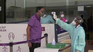 India se enfrenta a la segunda ola de coronavirus