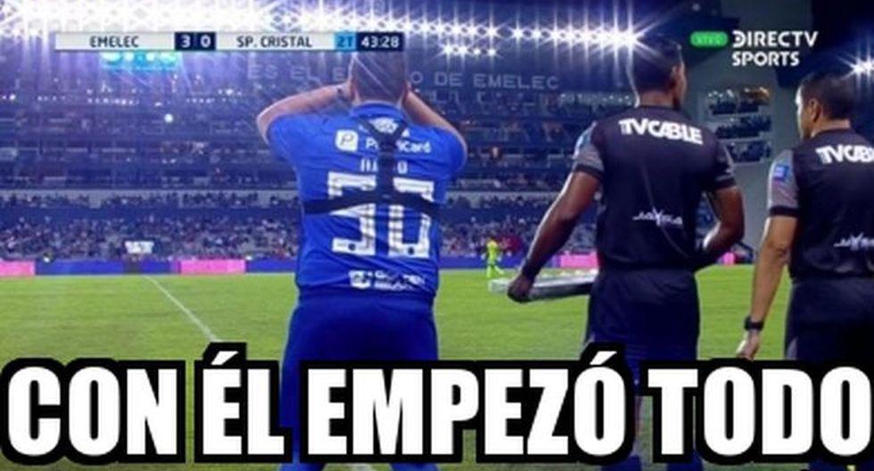 Sporting Cristal vs. Barcelona: los mejores memes tras el partido por Copa Libertadores (Foto: Facebook)