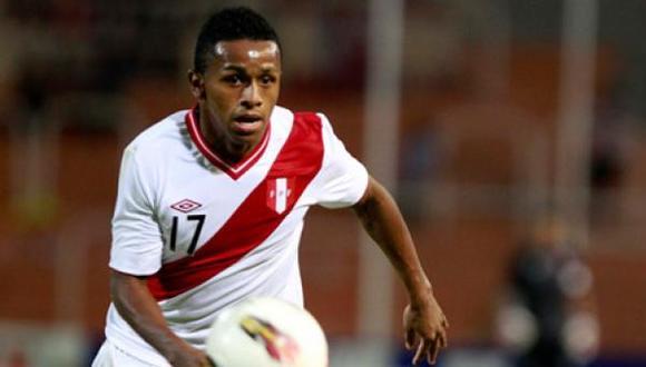 Perú vs. Paraguay: así vimos a Yordy Reyna ante los guaraníes