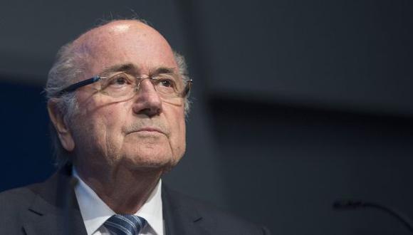 Blatter: fiscalía suiza asegura que no lo investiga