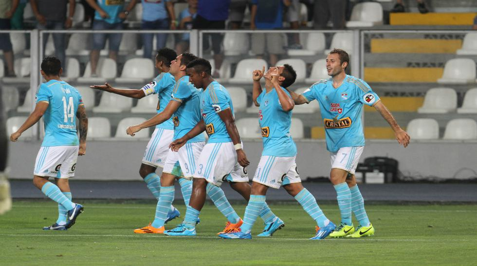 Sporting Cristal y su triunfo ante Paranaense en imágenes - 1