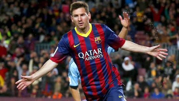 Copa del Rey: Messi será seguido los 90 minutos por una cámara
