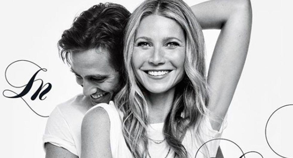 """Gwyneth Paltrow confirma que se casará con co creador d """"Glee"""""""