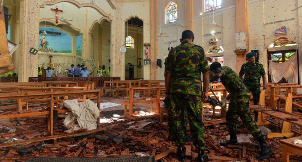 Sri Lanka bloqueó Facebook, WhatsApp, Instagram, YouTube, Viber, Snapchat y Messenger. (Foto: AFP)
