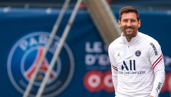 Lionel Messi se cruzarán con Manchester City de Pep Guardiola en la Champions League. (Foto: EFE)