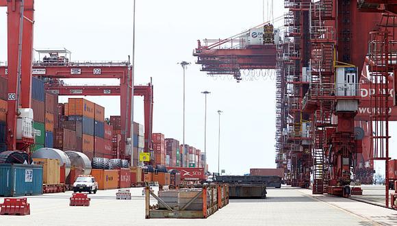 La balanza comercial reporta cifras positivas hace 11 meses. (Foto: El Comercio)
