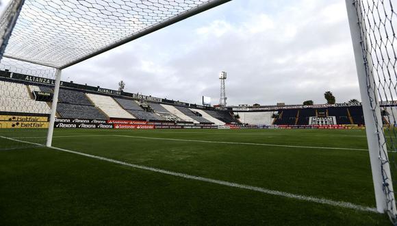 Alianza Lima busca que el TAS lo autorice para seguir en la Liga 1. (Foto: Libertadores)