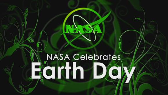 La NASA celebró el Día de la Tierra en las redes sociales