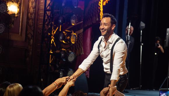 Luciano Pereyra logró dos de las cinco nominaciones a los Premios Gardel 2020 por su tema junto a Greeicy. (Foto: Difusión)