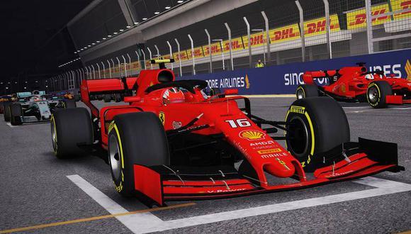 Además de la licencia oficial de la Formula 1, Codemasters se destaca por un catálogo de juegos de carrera como DiRT, DiRT Rally, Grid y Project Cars. (Difusión)