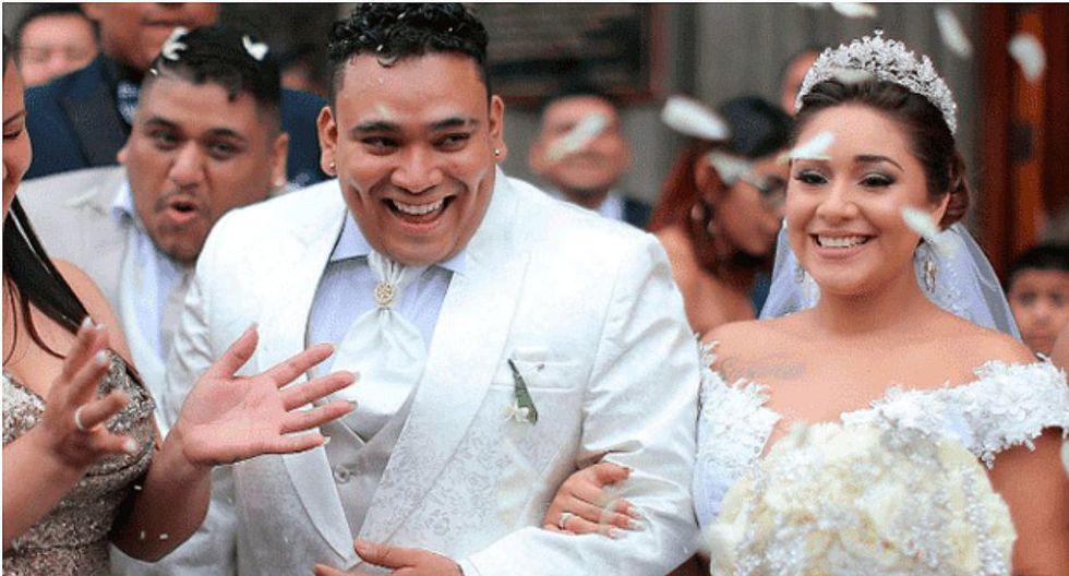 Matrimonio entre Josimar Fidel y Gianella Ydoña costó cerca de 100 mil dólares. (Foto: GEC)