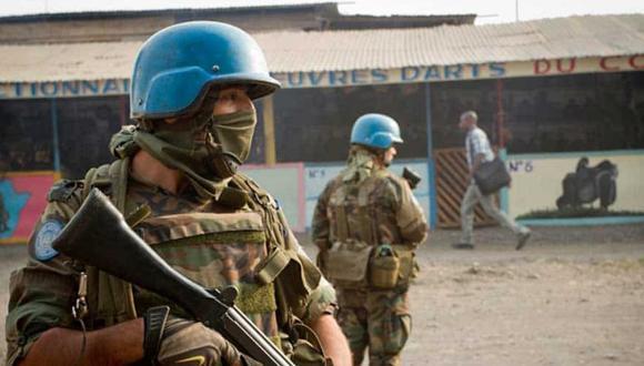 El balance provisional de Naciones Unidas indica que también hay heridos tras el combate. (Foto: AFP)