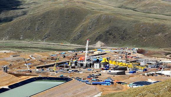 Mina Constancia de US$1.708 millones comenzó a producir cobre