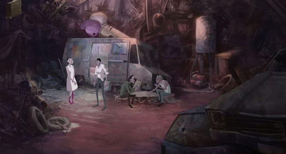 Dead Synchronicity, el videojuego que persigue la emoción