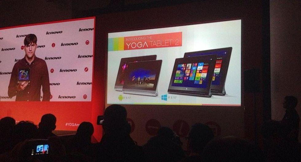 La Yoga Tablet 2 Pro y las novedades de Lenovo en imágenes - 6