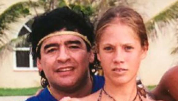 Ambos se conocieron en Cuba, cuando Diego trataba su adicción a las drogas. (Foto: Agencias)