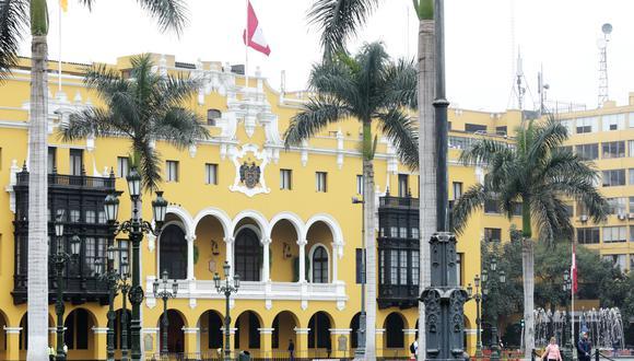 La Municipalidad de Lima se encuentra en el ojo de la Fiscalía. (Foto: Diana Chávez | GEC)