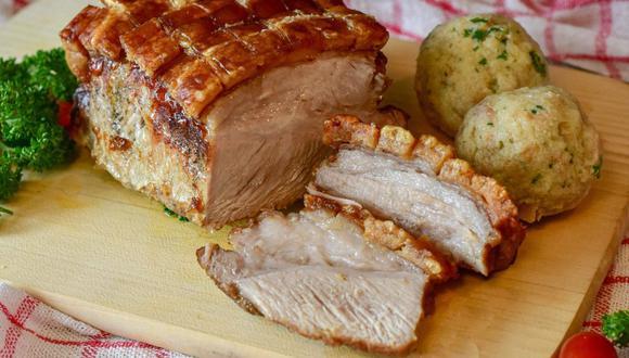 El cerdo es ideal para una dieta balanceada por su baja cantidad de grasas y su gran aporte de proteínas y vitaminas. (Foto:  RitaE / Pixabay)