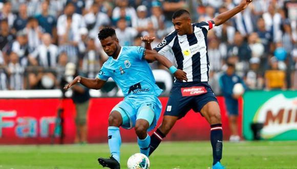 El partido entre Alianza Lima y Binacional será el único que no se jugará este fin de semana. (Foto: GEC).