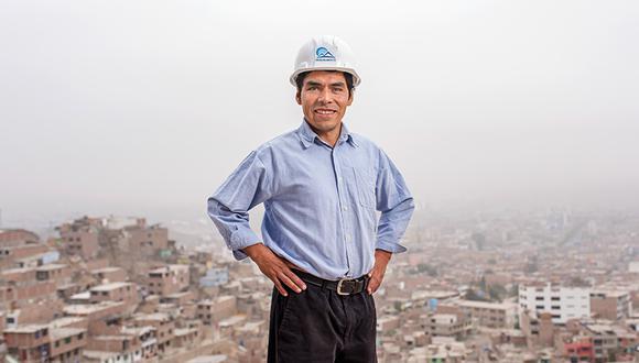 Cemento Andino busca difundir los proyectos de construcción de cientos de maestros de obra peruanos, a través de su pagina web legadoandino.com.