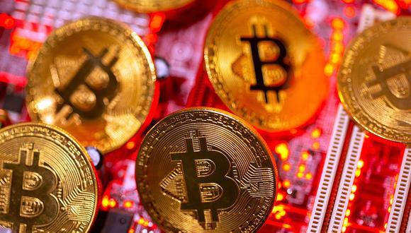 El precio de un Bitcoin ha subido desde poco más de $10,000, a fines de septiembre del año pasado, hasta US$47,000. (Foto: AFP)