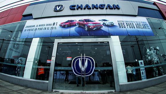 Changan busca ingresar al top ten de marcas al cierre de 2017