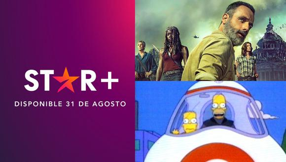 Star+, el nuevo servicio de estreaming, confirma la fecha en que llegará a Latinoamérica. (Foto: Disney)