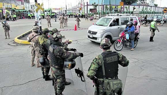 Cuarentena sigue hasta el 31 de agosto en Arequipa
