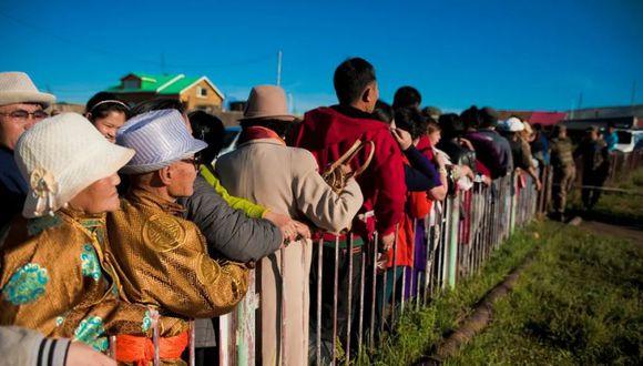 El gobierno de Mongolia cerró el paso a la región occidental del país para evitar la propagación de la plaga.