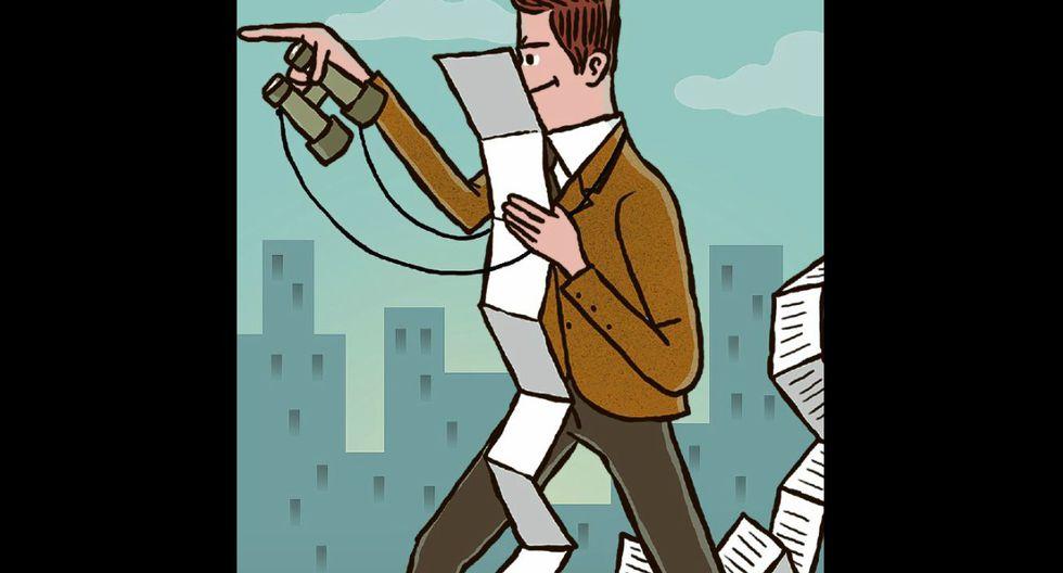 """""""Los ejecutivos incapaces de improvisar son aquellos que se congelan frente a lo improvisto""""."""