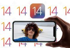 iOS 14: ¿Cómo usar el nuevo modo espejo de la cámara del iPhone?