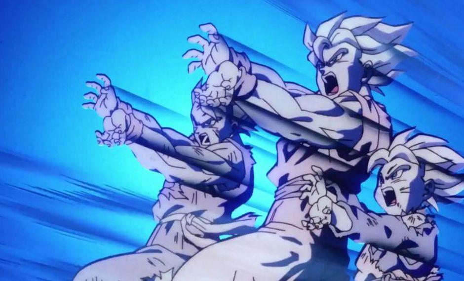 El kamehameha es el ataque más icónico de la saga Dragon Ball. (Fuente: Toei Animation)