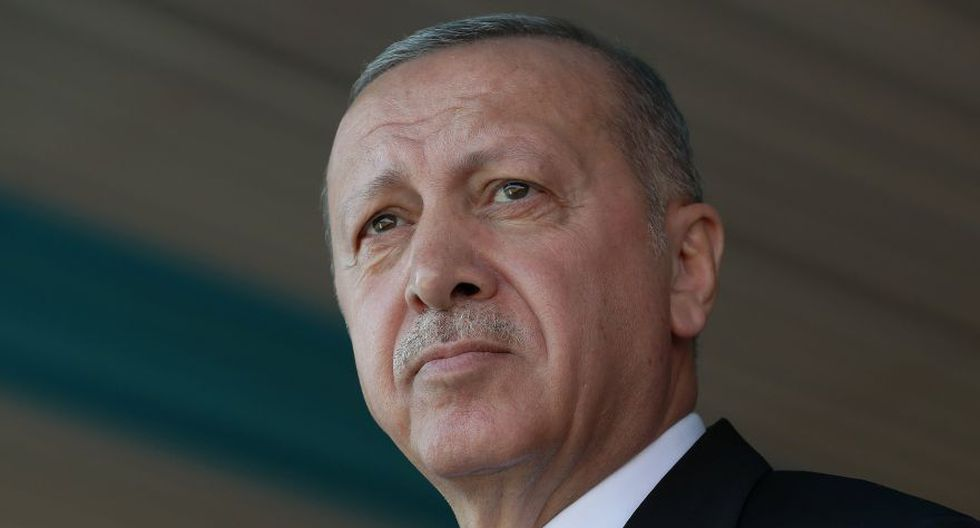 Tiroteo en Nueva Zelanda   Australia convoca al embajador de Turquía por comentarios ofensivos de Recep Tayyip Erdogan. (Reuters)