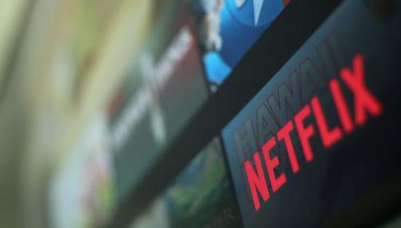 Imagen del logo de Netflix en una televisión.  (Foto: Reuters)