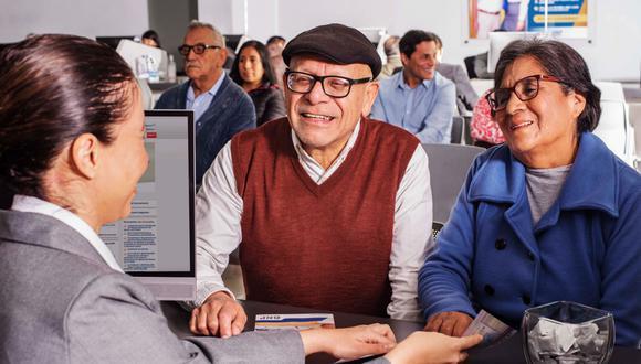 El Gobierno otorgará el bono extraordinario de S/930 a las o los pensionistas bajo el Decreto Ley N°19990. (Andina/Difusión)