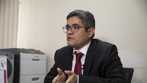 José Domingo Pérez solicitó al Poder Judicial denegar la autorización de viaje al exterior de Keiko Fujimori. (Foto: Archivo GEC)