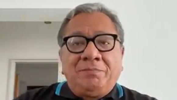 """Anderson consideró que se trata de un """"ejemplo más de la improvisación"""" del aspirante presidencial por Somos Perú, Daniel Salaverry. (Captura)"""