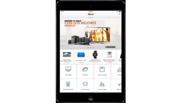 Linio renueva su app para smartphones con iOS