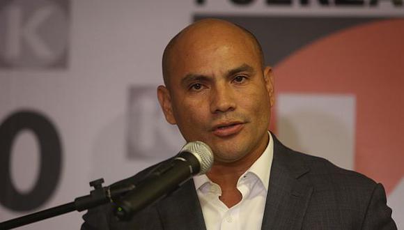 Joaquín Ramírez declaró ante fiscalía por casi seis horas
