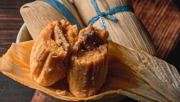 Las humitas de garbanzo de Tamales de la abuela. (Foto: Instagram)