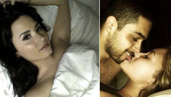 Demi Lovato: filtran fotografías íntimas de la cantante